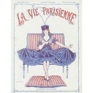 フランスの雑誌表紙 〜LA VIE PARISIENNE〜 083