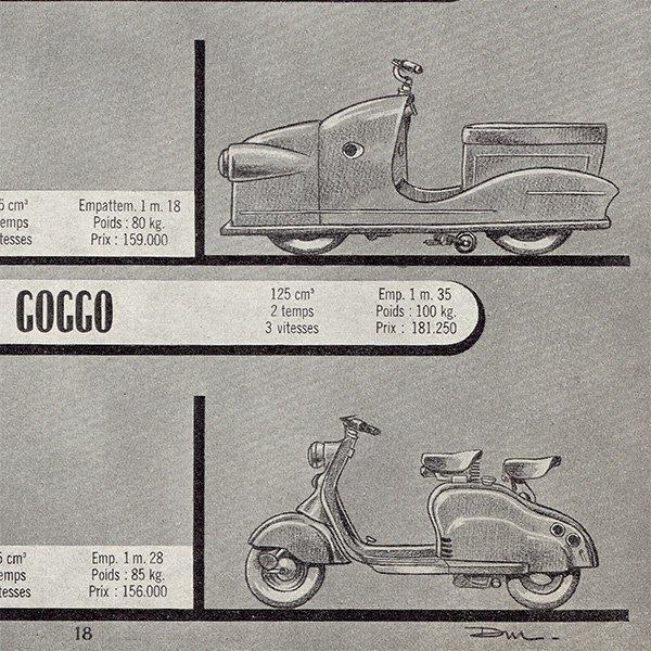 ヴィンテージバイク16台(SCOTTO、AMI、ALMA、GOGGO、etc) 0023