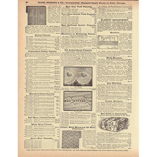シアーズ・ローバック通販カタログより3set(1968年)sr004