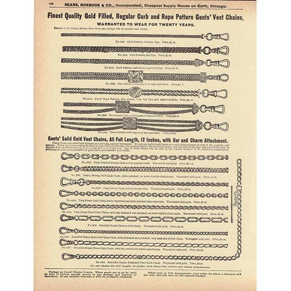 シアーズ・ローバック通販カタログより4set(1968年)sr013