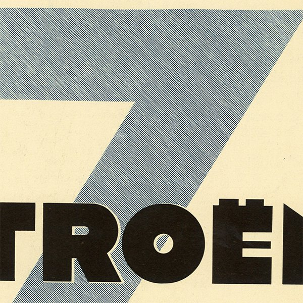 Citroën(シトロエン)クラシックカーのヴィンテージ広告 0027<img class='new_mark_img2' src='https://img.shop-pro.jp/img/new/icons5.gif' style='border:none;display:inline;margin:0px;padding:0px;width:auto;' />