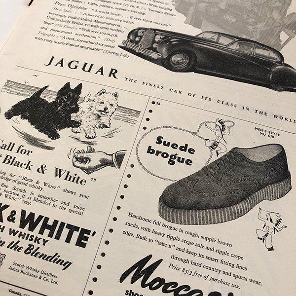 イギリスの週刊風刺漫画雑誌PUNCH(パンチ)1951年7月2日号 0124<img class='new_mark_img2' src='https://img.shop-pro.jp/img/new/icons5.gif' style='border:none;display:inline;margin:0px;padding:0px;width:auto;' />