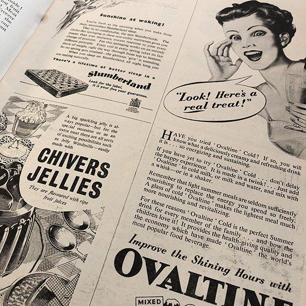 イギリスの週刊風刺漫画雑誌PUNCH(パンチ)1951年7月2日号 0124