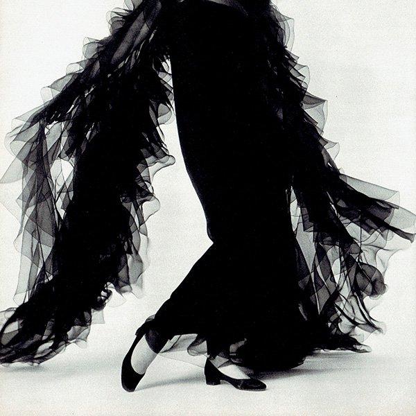 フランスの1960年代ファッション雑誌よりピエール・カルダン 0133