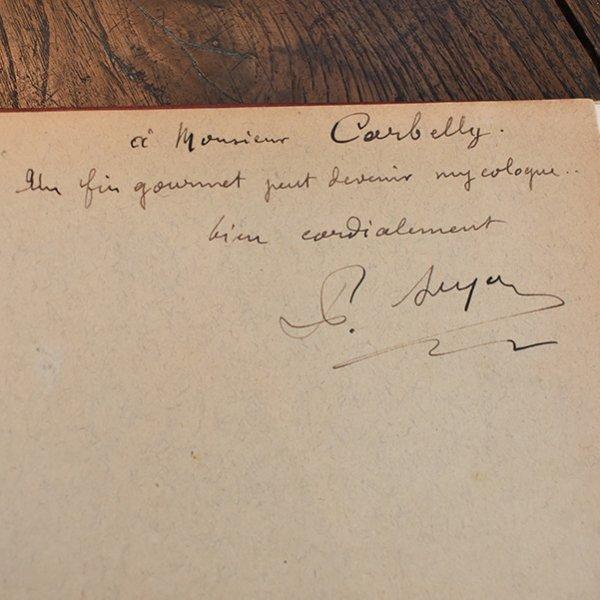 フレンチヴィンテージのキノコ本 1931年 028