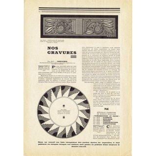 フランスのアールデコ装飾美術雑誌 〜L'ARTISAN PRATIQUE〜より 0147