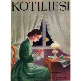 フィンランドの暮らしの情報誌 表紙 〜KOTILIESI〜より 0151