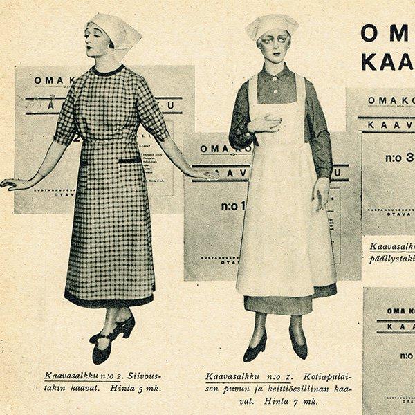 フィンランドの暮らしの情報誌 表紙 〜OMA KOTI〜No.3 0159