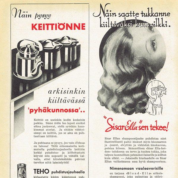 フィンランドの暮らしの情報誌 表紙 〜KOTILIESI〜より 0167