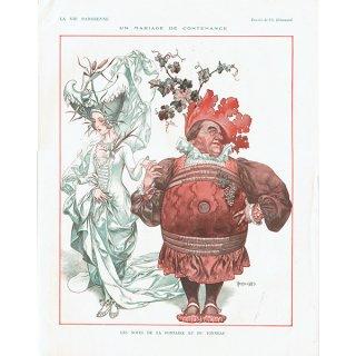 フランスの雑誌挿絵 〜LA VIE PARISIENNE〜より(Chéri Hérouard)0167