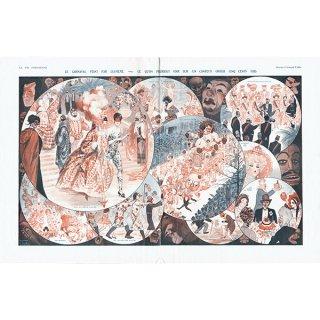 フランスの雑誌挿絵 〜LA VIE PARISIENNE〜より(Armand Vallée)0189