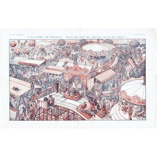 フランスの雑誌挿絵 〜LA VIE PARISIENNE〜より(Armand Vallée)0190