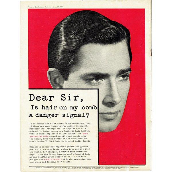 イギリスの風刺雑誌PUNCH(パンチ/クェンティン・ブレイク)1957年4月24日号 0172<img class='new_mark_img2' src='https://img.shop-pro.jp/img/new/icons5.gif' style='border:none;display:inline;margin:0px;padding:0px;width:auto;' />