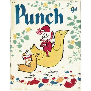 イギリスの風刺雑誌PUNCH(パンチ/クェンティン・ブレイク)1957年4月24日号 0172