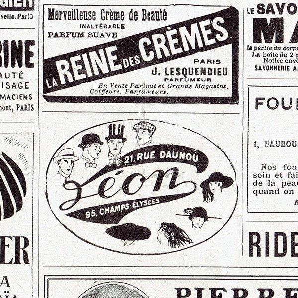 フランスの雑誌挿絵 〜LA VIE PARISIENNE〜より(ルネ・ヴィンセント/René Vincent)0320