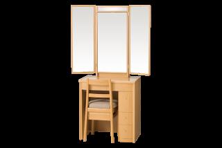 ウィン/三面鏡収納