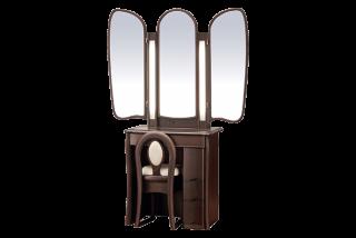 キュアベル/三面鏡収納