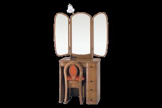 アルティシア/三面鏡収納