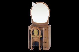 キャスバル/一面鏡収納