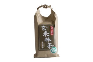 玄米棒茶(千枚田米)60g(5gx12)
