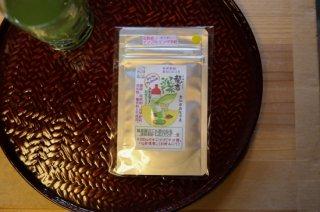 【愛知県西尾産】龍香園の岡嶋さんご夫婦がつくる お抹茶パウダー・30グラム入り