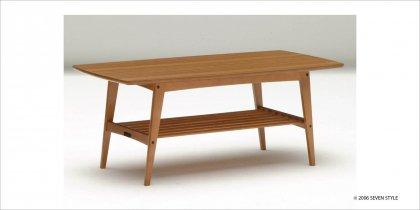 カリモク60 リビングテーブル(大)ウォールナット色