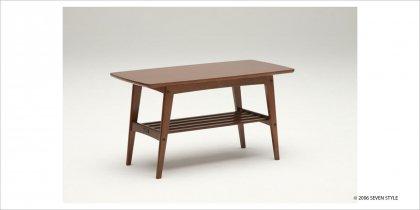 カリモク60 リビングテーブル(小)ムテニエ突板