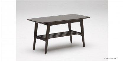 カリモク60 リビングテーブル(小)カフェブラウン色