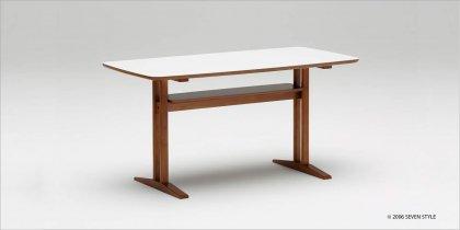カリモク60 カフェテーブル1200