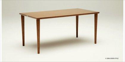カリモク60+ ダイニングテーブル1500(ウォールナット色)