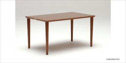 カリモク60+ ダイニングテーブル1300(ウォールナット色)