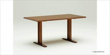 カリモク60+ ダイニングテーブルT 1500(ウォールナット色)