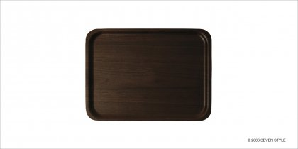 【通販在庫有り】サイトーウッド Tray 1004WN (walnut)