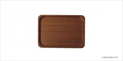 【通販在庫有り】サイトーウッド Tray 1005 (teak grain)