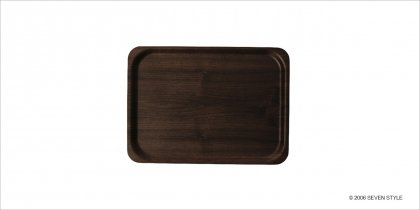 【通販在庫有り】サイトーウッド Tray 1005WN (walnut)