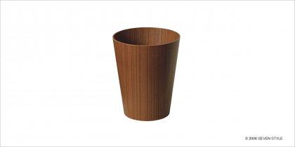 【通販在庫有り】サイトーウッド Paper Basket 901 (teak grain)