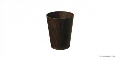 サイトーウッド Paper Basket 901WN (walnut)