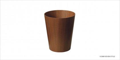 【通販在庫有り】サイトーウッド Paper Basket 903 (teak grain)