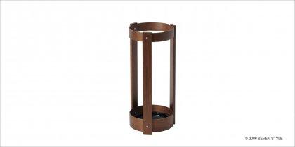 【通販在庫有り】サイトーウッド Umbrella Stand (walnut)