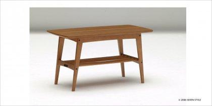 【店頭在庫】カリモク60 リビングテーブル(小)ウォールナット色