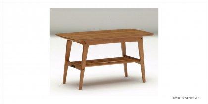 【即納可】カリモク60 リビングテーブル(小)ウォールナット色
