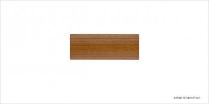 【廃番セール品】【通販在庫有り】サイトーウッド Tray / おしぼり受け 4500 (teak grain)