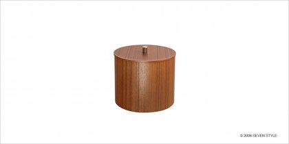 【廃番セール品】【在庫有り】サイトーウッド Candy Box (teak grain)