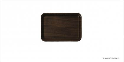【廃番セール品】サイトーウッド Tray 3020 (walnut)