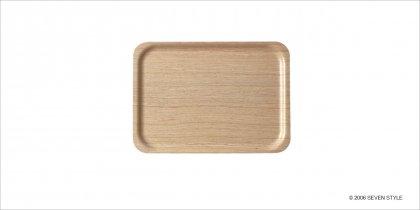 【通販在庫有り】サイトーウッド Tray 1005H (white oak grain)