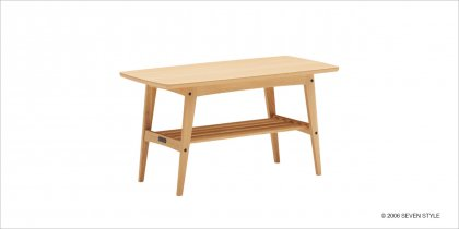 【送料無料】カリモク60 リビングテーブル(小)ピュアオーク色