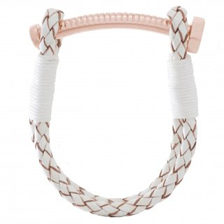 《数量限定受注販売》 【LADIES'】 NUT&BOLT BRACELET (WHITE)