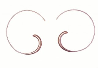 <img class='new_mark_img1' src='https://img.shop-pro.jp/img/new/icons55.gif' style='border:none;display:inline;margin:0px;padding:0px;width:auto;' />ODYSSEY HOOP PIRCED(PINK GOLD)