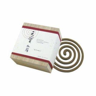 薫寿堂のお香 天寶 伽羅 渦巻