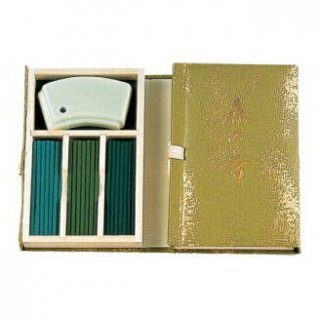 日本香堂のお香 森の香 スティック